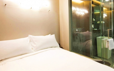 hotel Wanderlust - Singapour