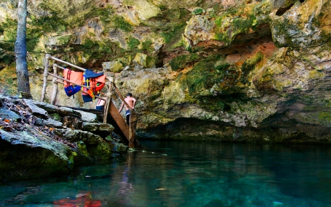 activity Cenote Xcanche