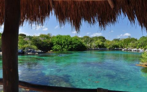 activity Parc aquatique de Xel Ha