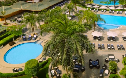hotel Hilton Cairo Heliopolis - Le Caire