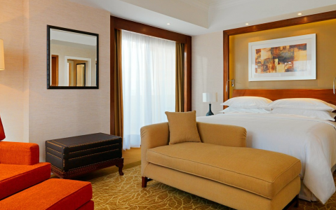 hotel Sheraton Cairo Hotel & Casino - Le Caire