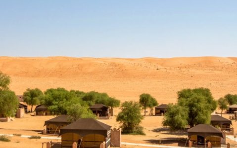 hotel 1000 Nights Camp - Wahiba Sands