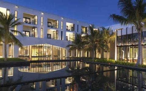 hotel Al Baleed Resort Salalah by Anantara - Salalah