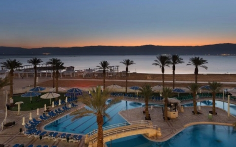 hotel Crowne Plaza Dead Sea