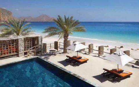 hotel Six Senses Zighy Bay - Khasab