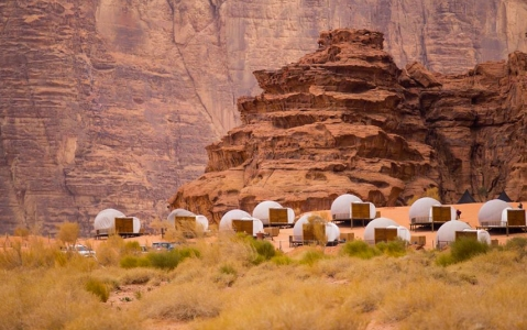 hotel Wadi Rum Night Luxury Camp