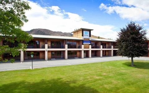 hotel Heritage Gateway - Omarama