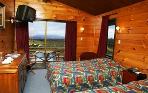 hotel Skotel Alpine Resort - Tongariro