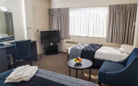 hotel West Plaza Hotel - Wellington