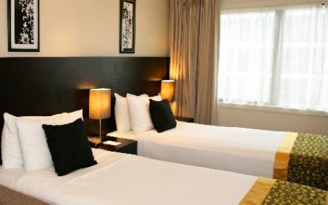 hotel Auckland City Hotel - Auckland