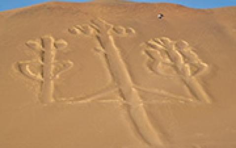 activity Survol des lignes de Nazca