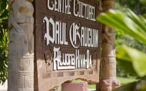 activity Visite du village Atuona, Centre Gauguin & Espace Brel - 1H30