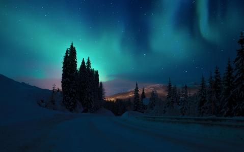 activity Chasse aux aurores boréales au Northern Lights village