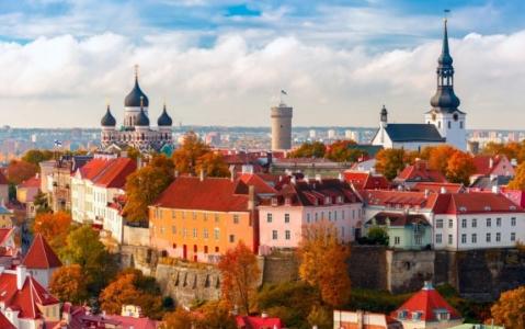 activity Visite guidée de Tallinn à pied