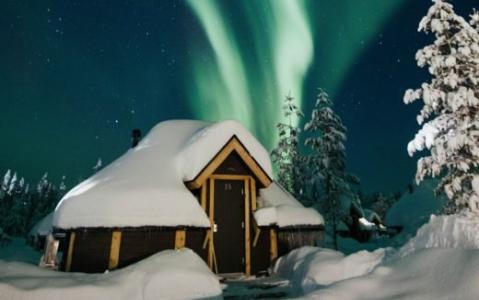 hotel Northern Lights Village