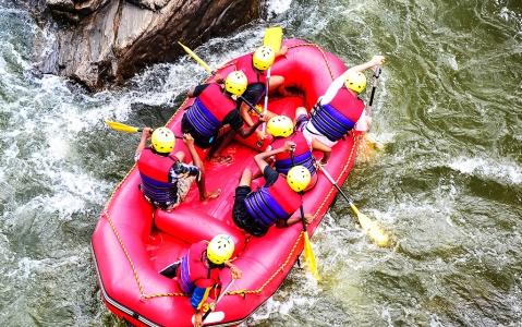 activity Rafting à Kitulgala