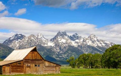 activity Atelier Photographie à Grand Teton National Park