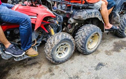 activity Exploration des Black Hills en UTV
