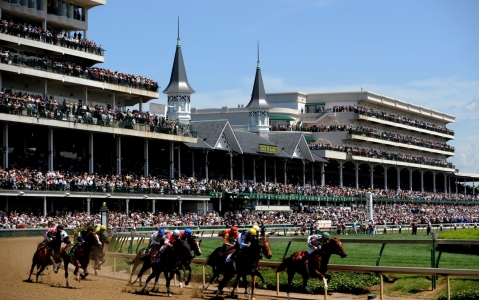 activity Churchill Downs et au Kentucky Derby Museum