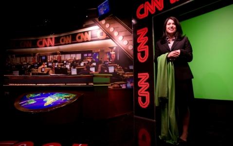 activity Visite des Studio CNN