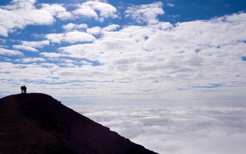 activity Ascension du Mont Meru