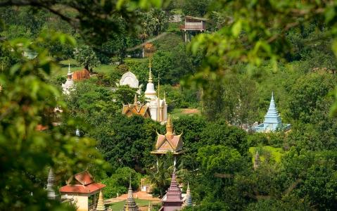 activity Ascension des collines d'Oudong