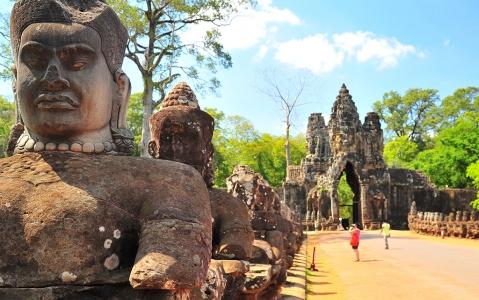 activity Chasse aux Trésors à Angkor
