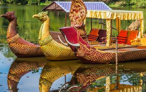"activity Croisière en ""Angkor Gondola"""