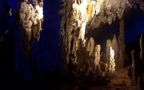 activity Exploration de la grotte de Kong Lor