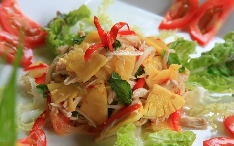 activity Initiation à la cuisine cambodgienne
