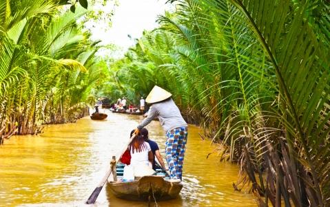 activity Jour 10: le Delta du Mékong