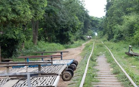 activity Montez à bord du Bambou train !