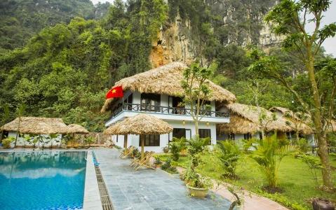 hotel Tam Coc Rice Fields Resort - Tam Coc