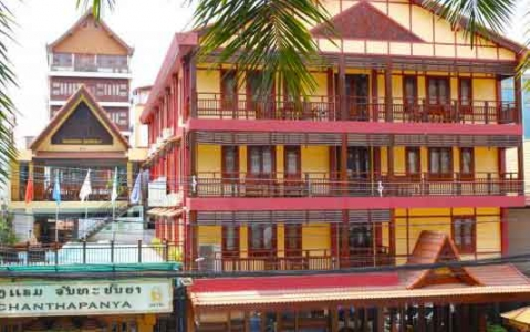 hotel Chanthapanya Hotel - Vientiane
