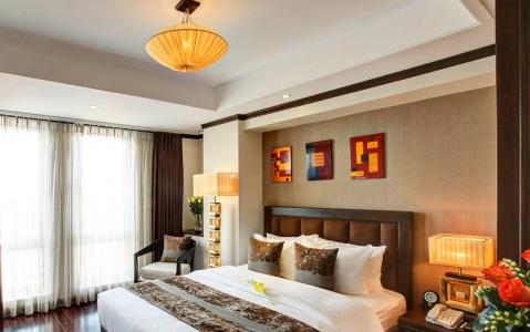 hotel Golden Lotus Luxury Hotel - Hanoi