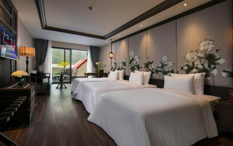 hotel Lotus Aroma Sapa Hotel
