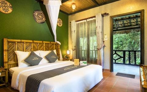 hotel Mai Chau Ecolodge - Mai Chau