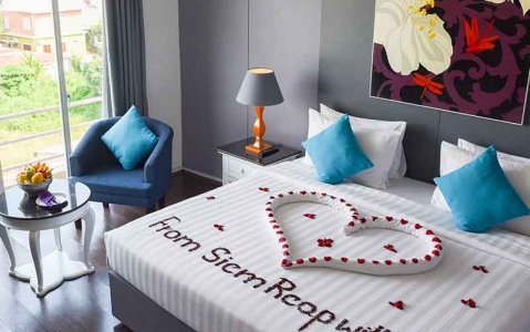 hotel Memoire Siemreap Hotel