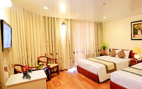 hotel Moon View Hotel - Hanoi
