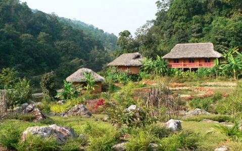 hotel Pan Hou Ecolodge - Ha Giang