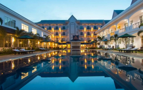 hotel Glorious Hotel & Spa - Kampong Thom