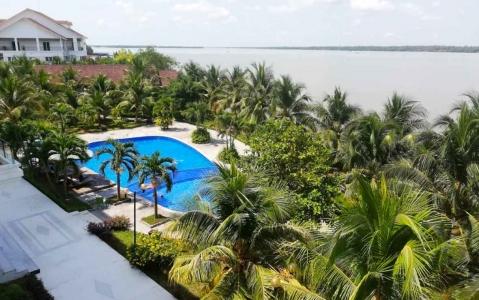 hotel Ben Tre Riverside Resort