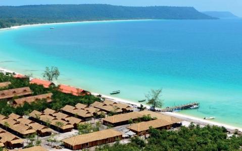 hotel Sok San Beach Resort - Koh Rong