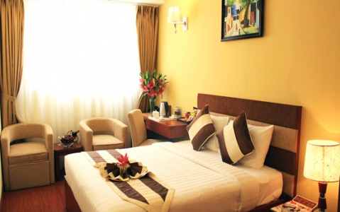hotel TTC Hotel Deluxe - Ho Chi Minh Ville