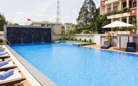 hotel TTC Hotel Premium - Can Tho