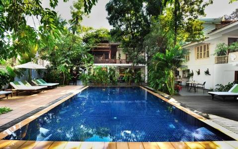 hotel Villa Langka - Phnom Penh