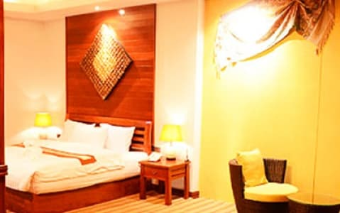 hotel Charming Lao - Oudomxay