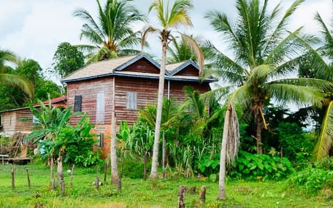 hotel Hébergement chez l'habitant - Cambodge