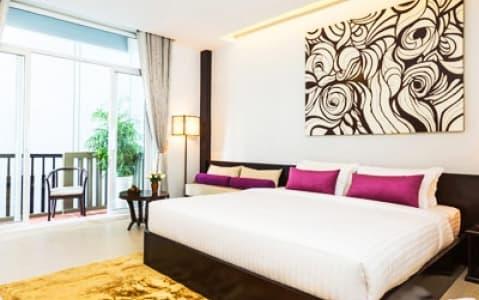 hotel Hôtel Queen Grand Hôtel - Phnom Penh