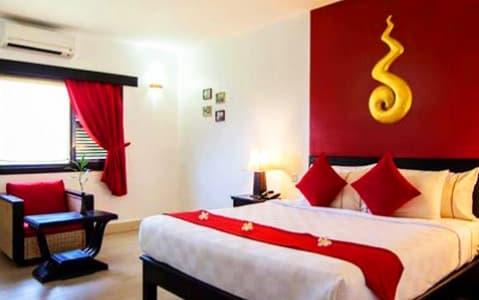 hotel Hôtel Siddharta Boutique - Siem Reap